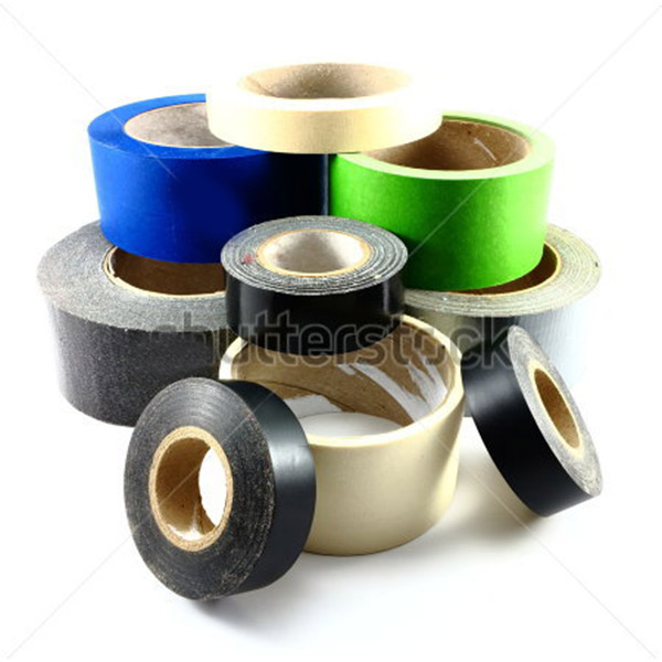 stock-photo-rolls-of-old-and-used-tape-on-white-background-175614890
